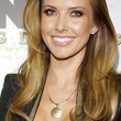 Audrina Patridge Jewelry - Gold Charm Necklace