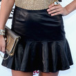 Audrina Patridge Clothes - Mini Skirt