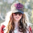 Avril Lavigne Hats - Custom Baseball Cap