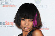 Bai Ling Short cut with bangs