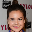 Bailee Madison Hair Knot