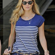 Bar Refaeli Print Blouse