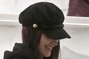Bella Hadid Casual Hats