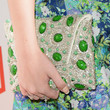 Bella Thorne Handbags - Beaded Clutch