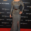 Berenice Marlohe Beaded Dress