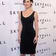 Berenice Marlohe Little Black Dress