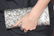 Beth Behrs Tube Clutch