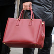 Bethenny Frankel Leather Tote