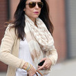 Bethenny Frankel Patterned Scarf