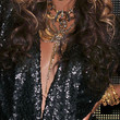 Beyonce Knowles Jewelry - Gold Statement Necklace