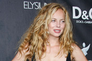 Bijou Phillips Long Curls