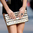 Blake Lively Handbags - Metallic Clutch