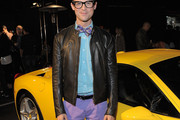 Brad Goreski Leather Jacket