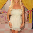 Bridget Marquardt Baby Doll Dress