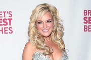 Bridget Marquardt Long Curls with Bangs