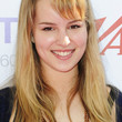 Bridgit Mendler Hair - Long Straight Cut with Bangs