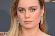 Brie Larson Shoulder Length Hairstyles