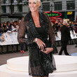 Brigitte Nielsen Clothes - Raincoat