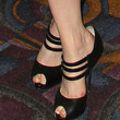 Brit Marling Peep Toe Pumps