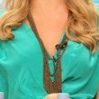 Britt Robertson Layered Chainlink Necklaces