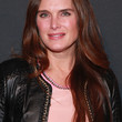 Brooke Shields Hair - Long Wavy Cut