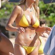 Brooklyn Decker Clothes - String Bikini