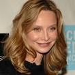 Calista Flockhart Hair - Medium Wavy Cut