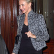 Cameron Diaz Cropped Jacket