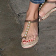 Cameron Diaz Shoes - Flat Sandals