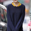 Carey Mulligan Clothes - Crewneck Sweater