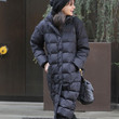 Carey Mulligan Clothes - Down Jacket
