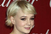 Carey Mulligan Short Straight Cut