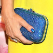 Carmen Electra Sequined Clutch