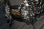 Caroline Boyer Studded Belt