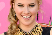 Caroline Sunshine Long Braided Hairstyle