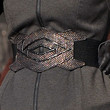 Carrie Underwood Accessories - Metallic Belt