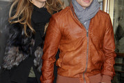 Casper Smart Leather Jacket