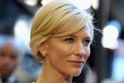 Cate Blanchett Short Straight Cut
