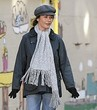 Catherine Zeta Jones Accessories - Wool Scarf