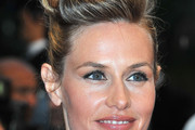 Cecile De France Bobby Pinned updo