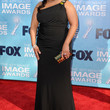 Chandra Wilson Clothes - Evening Dress