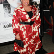 Chandra Wilson Clothes - Print Dress