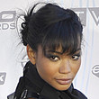 Chanel Iman Hair - Chignon