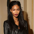 Chanel Iman Hair - Half Up Half Down