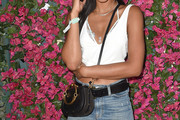 Chanel Iman Shoulder Bags