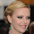 Charlize Theron Hair - Retro Updo