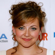 Charlotte Church Hair - Pinned Up Ringlets