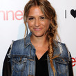Charlotte Ronson Long Braided Hairstyle
