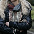 Chelsy Davy Accessories - Patterned Scarf