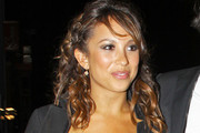 Cheryl Burke Pinned Up Ringlets